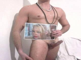 My Nude Cocktribute - big cock