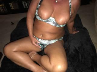 54yo wife big tits