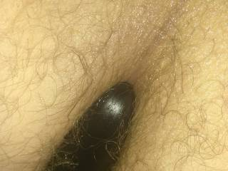 Trying out a new toy. My hole was so stretched. Had to show all my Zoig friends. Hope this makes you horny. I know I was.