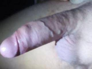 my thick cock and balls