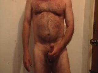 with that cock and hairy body you deserve any chick u can get mmmm