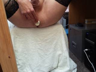 Yess, hubby would love to. While I suck your cock? xo Mrs H.