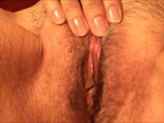 The way you play with your clit in these videos really, really, gets to me. And the little bit of titty play, just brushing against your fine nipples, is also hot. The eroticism of breast masturbation is too often neglected in many couples' videos and pictures.