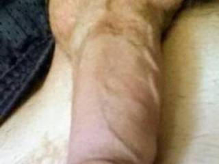 My uncut well hung cock