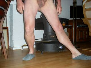 small dick on (sexy?) legs and calves