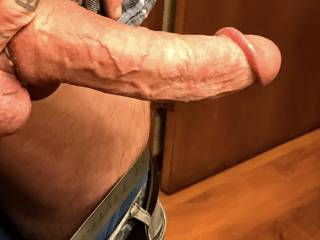 Long, thick, and veiny!