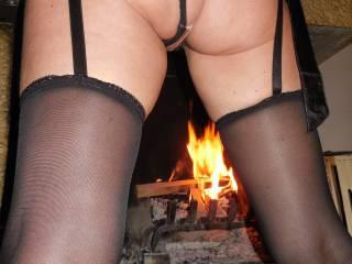 A really hot Black Friday night