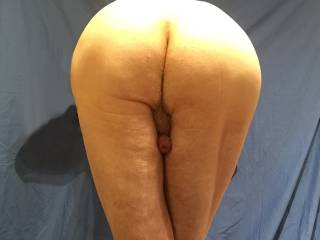 Now there is an unusual view of my foreskin !!!!!