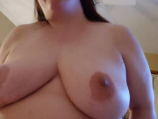 Here\'s my big titted fwb riding on my cock. She gets.on it and won\'t stop until she\'s came a dozen or more times