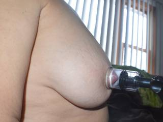 Bigger nipple suckers.