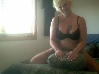 My milf friend, great blowjobs, sexy, huge huge tits and a sweetheart. This is how she sits on my cock.