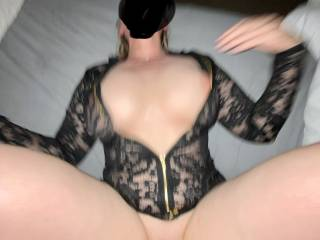 Spread me wide, and fucked me hard!
