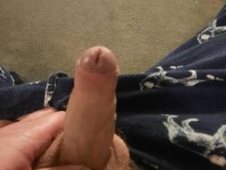 Jerking off and sending pics.....