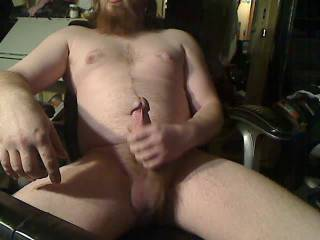 cumming to a video here on zoig.
