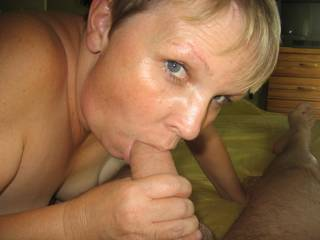 you have a good grip of that cock with your hand and mouth mmm love to have my cock in that grip with you