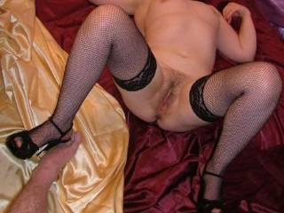love your pussy, loke to slip my cock into it. mmmm