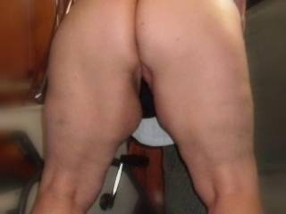 love a thick handfull of ass and i got big hands too.perfect doggystyle position