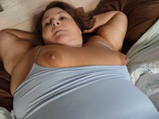 Are my tits small?