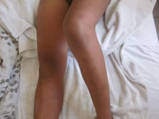 Should like to put som nylon stockings on her feet,do you like nylon lingerie ?