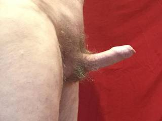 \'He\' may be totally flaccid one moment but in just a flash \'He; can be erect and ready to fuck you. That is how inspiring you are where my erections are concerned.