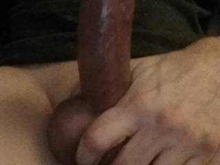 me playing with my dick i wish some one would jump on and give it a ride. comment what you think