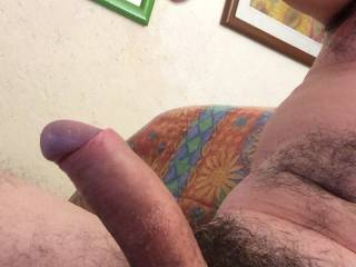 I'm a very horny mature man!