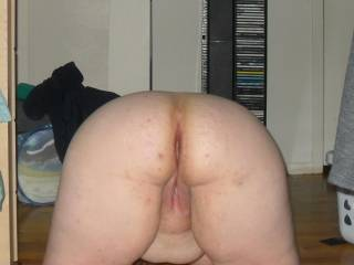 bet you are too!! ready for a good licking and some cock between them pussy flaps