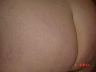 nice  round butt