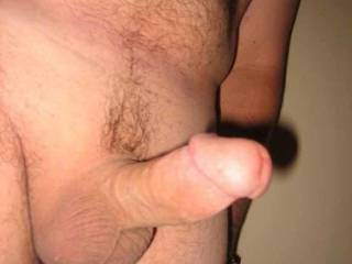 Hot hard-on! Great looking cock and balls.