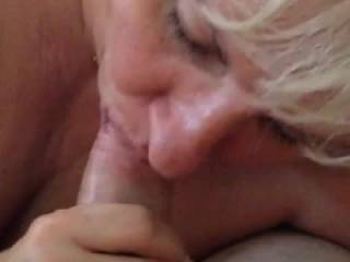 I love it when sucking my cock