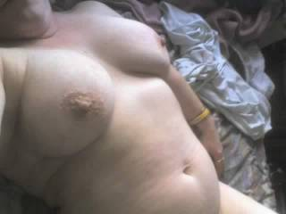 i would love to blow my load all over your breast