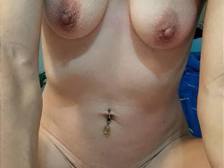 new selfie like my body? What do you like?