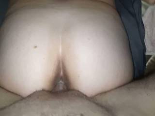 Nothing like that big ass creampie on your dick