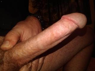 I need a beautiful woman's hand wrapped around this big hard cock
