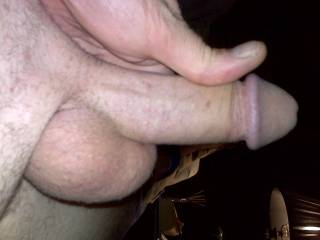 Love to suck your beautiful cock and balls