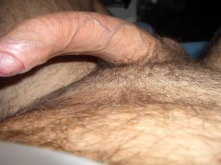 This might just be my dream dick.  Veiny, good size and uncut.  Drooling on my computer right now.....