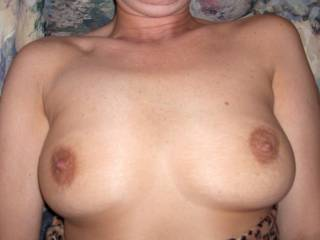 beautiful tits waiting for a hot load of cum