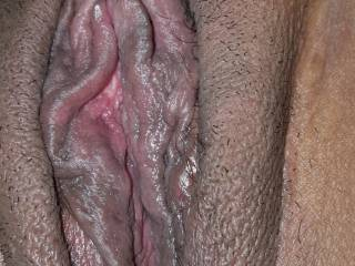 My pussy after being fucked hard