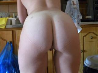 Love to creep up behind you and stick my rock hard cock in your ass babe