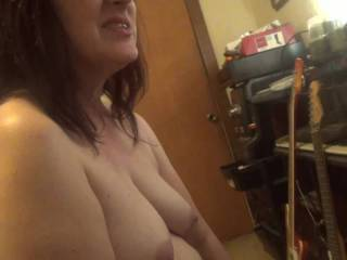 Fuck buddy drains my cock