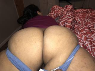 Wifey ass is so thick and phat mmm