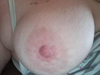 What would u guys like to do to that big ole tit