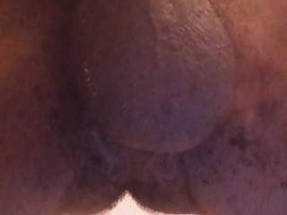 Love sucking on those balls and big cock, need it in every hole now