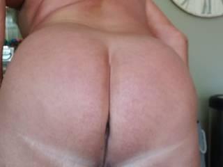 A friend asked for an ass shot