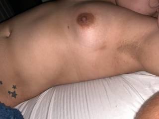 side tit and armpit =p