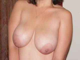Really beautiful...........WOW! What a pretty set of tits