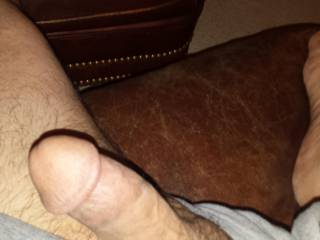 Would you like to stroke and suck on this cock ladies?