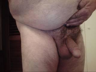Nice cock and beautiful balls....i want to suck them mmmmmmmmm