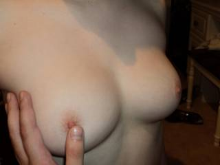 friend touching my tits before the fun really begins