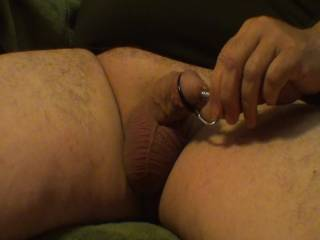 i love cumming while the sound is in my cock...